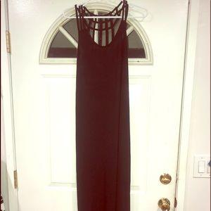 🖤LONG BLACK DRESS XL🖤